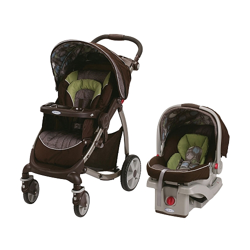 Travel System Stroller And Car Seat