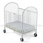 Steel Folding Crib